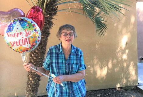 ROZ STONE CHANGING LIVES FOR NEARLY FOUR DECADES